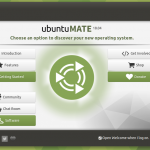 Ubuntu mate welcome center